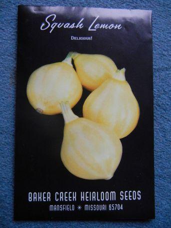Zitronenkürbisse
