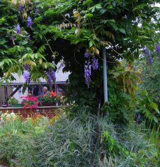 Opa´s Garten in Kayna