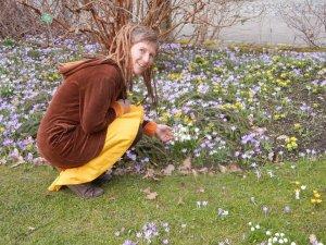 Frühlingserwachen im Botanischen Garten Augsburg